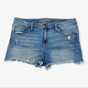 UNIVERSAL THREAD Cutoff Jean Denim Shorts 16